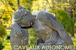 Les CAVEAUX AUTONOMES