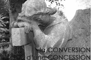 La CONVERSION d'une CONCESSION