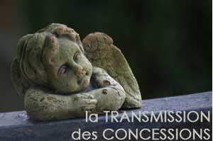 La TRANSMISSION d'une CONCESSION