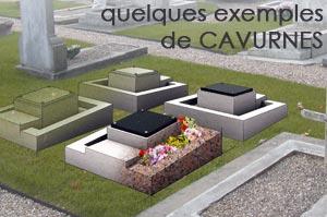 Les CAVURNES : quelques exemples de projets...